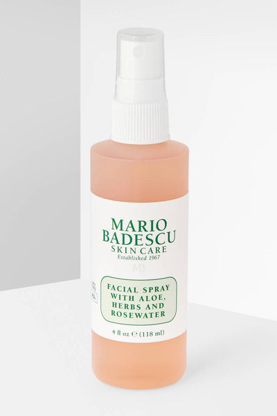 118 ml. Facial Spray Aloe, Herbs, Rosewater