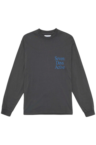 Long Sleeve Tee Dark Grey