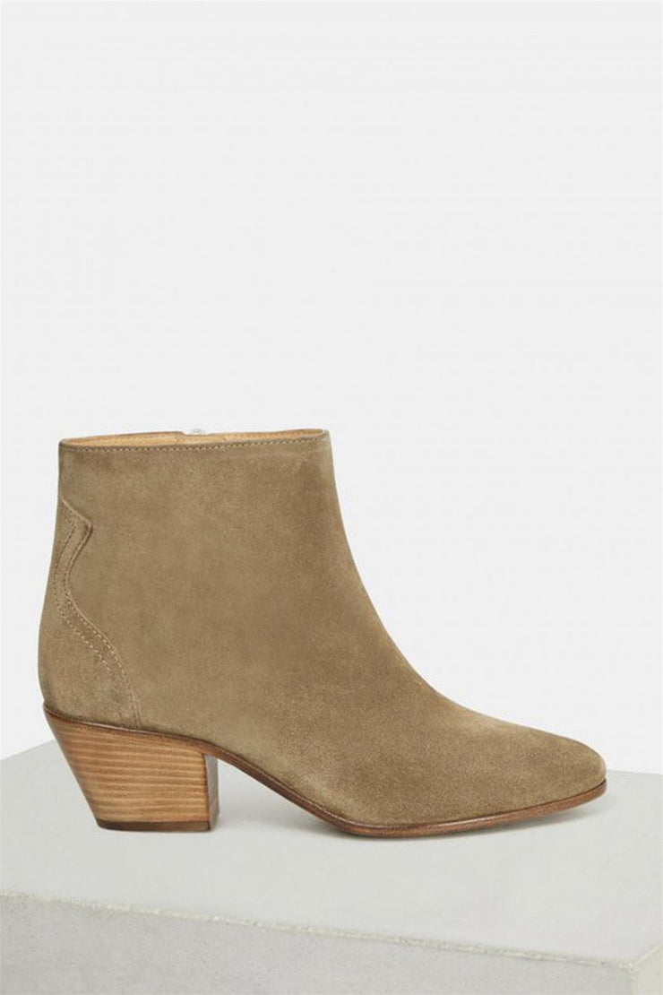 Dacken Boots Taupe