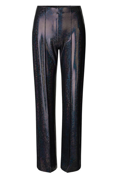 Lissay Pants Black Shimmer