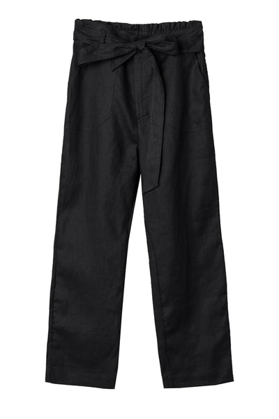 Signy Pants Jet Black
