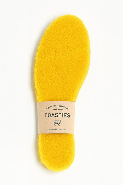 Insoles Adult Yellow
