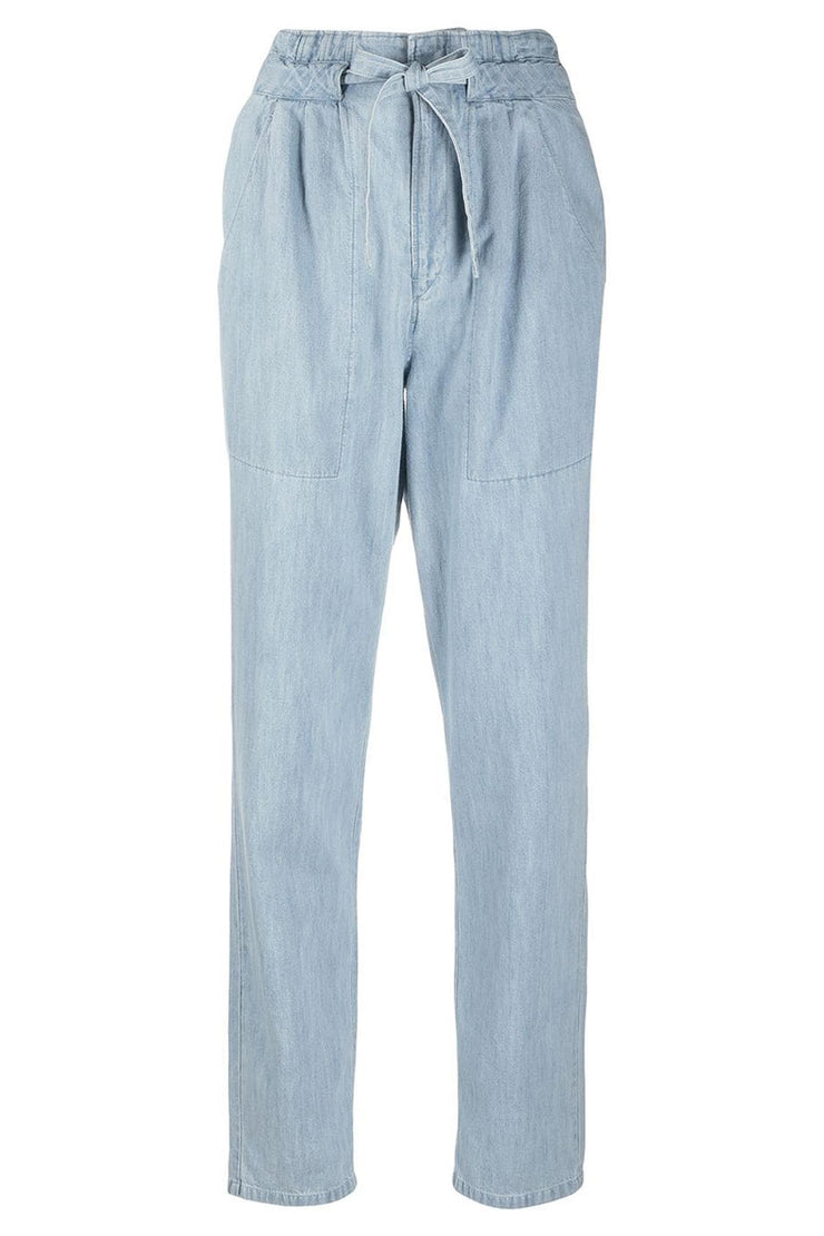 Muardo Jeans Trousers Light Blue