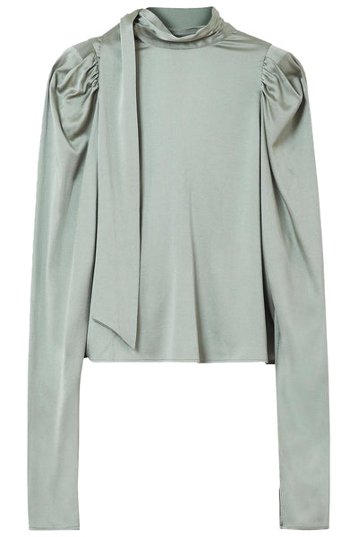 Gismara Blouse Dew Green