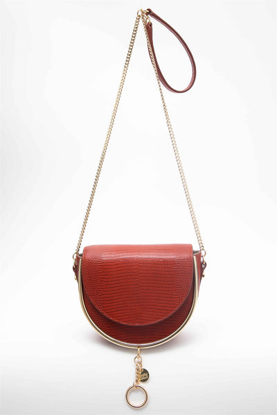 Mara Mini Bag Faded Red