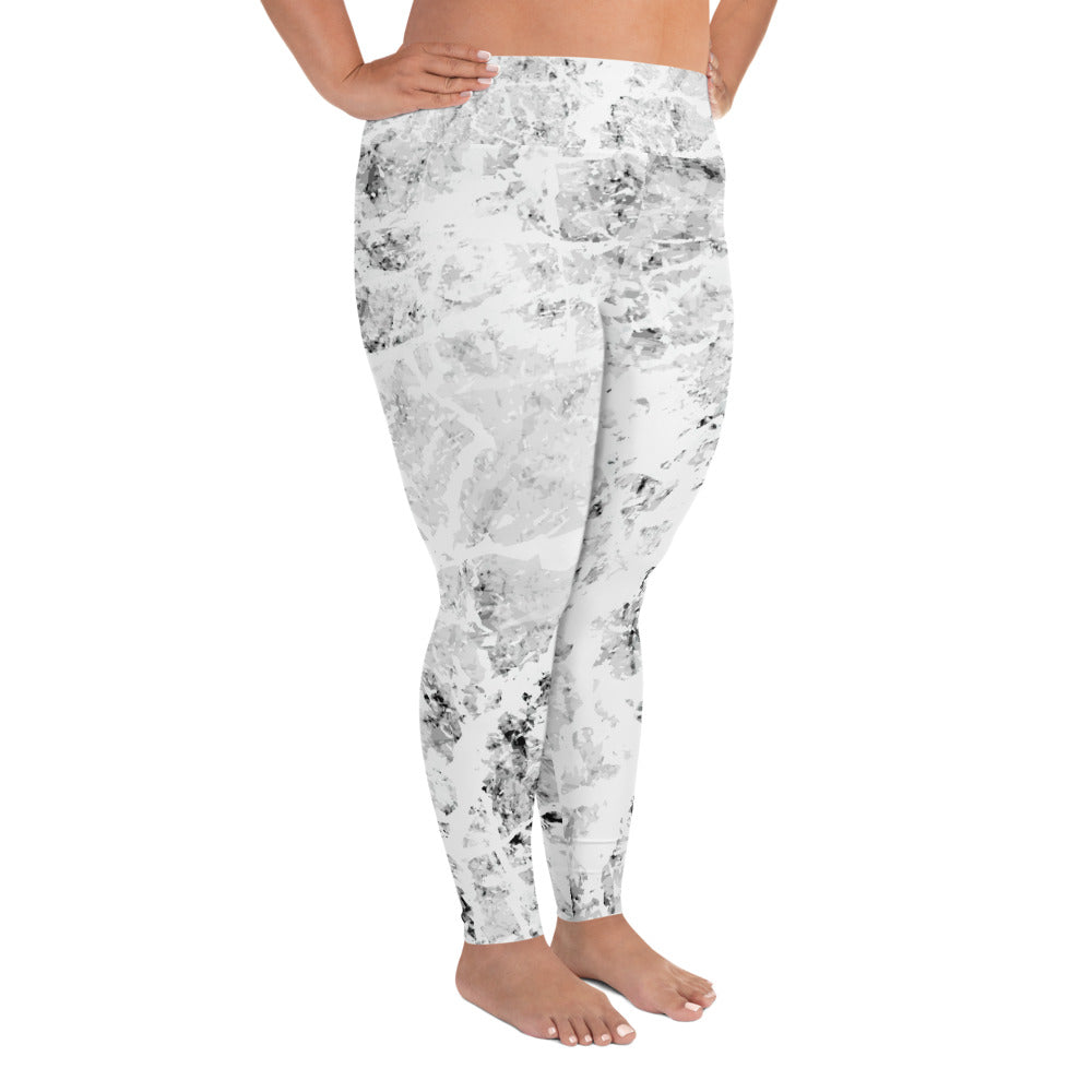 Ash Curves Yoga Leggings