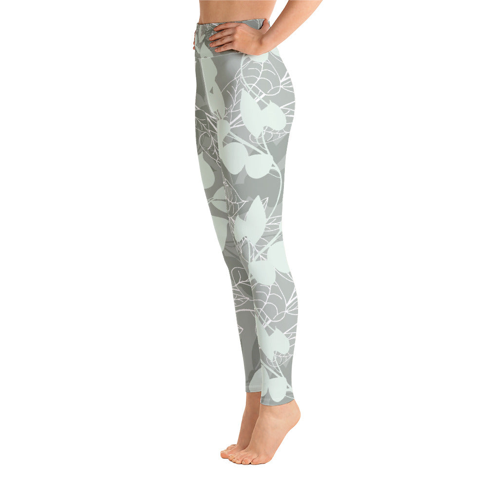 Spring Awakening Yoga Leggings