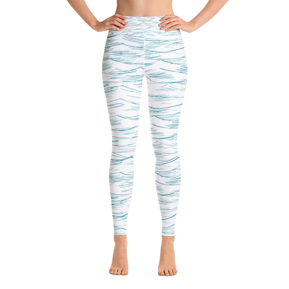Atlantic Yoga Leggings