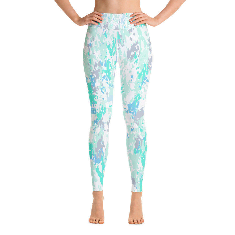 Aqua Yoga Leggings