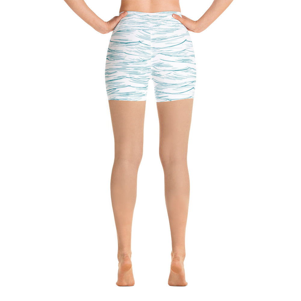Atlantic Yoga Shorts