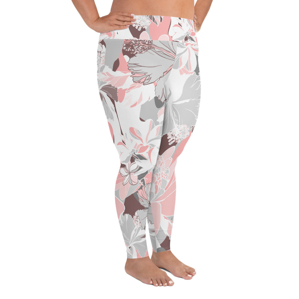 Botanical Curves Yoga Leggings
