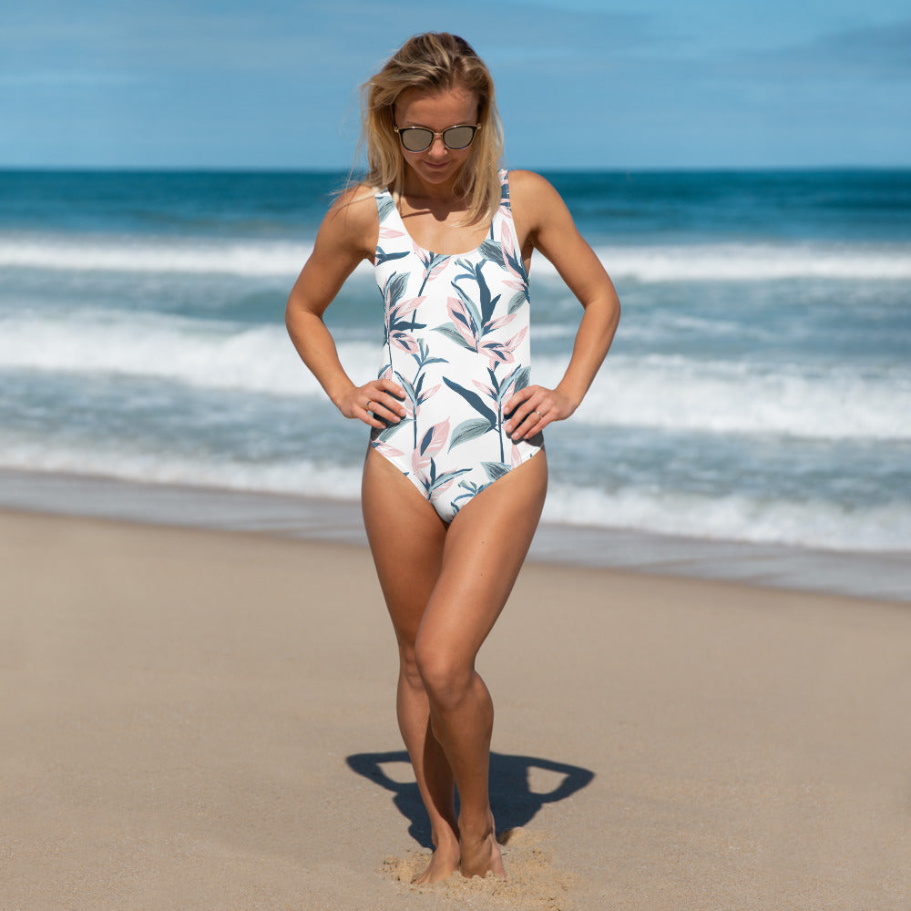 Lily Palm One-Piece