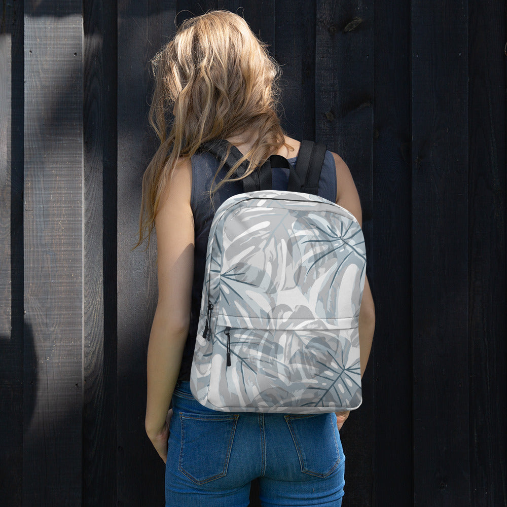 Botanical Leaf Backpack