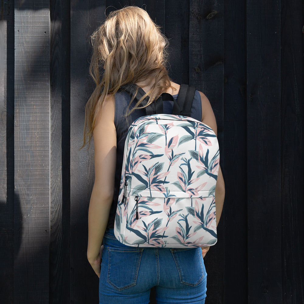 Lily Palm Backpack