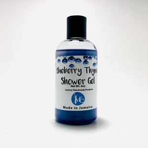 Blueberry Thyme Shower Gel