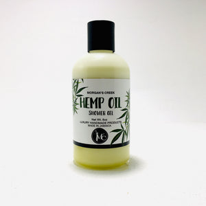 Hemp Oil Shower Gel