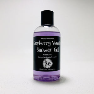 Raspberry Vanilla Shower Gel