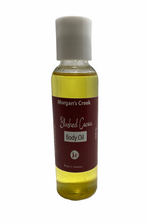 Blushed Cocoa Body Oil 4oz