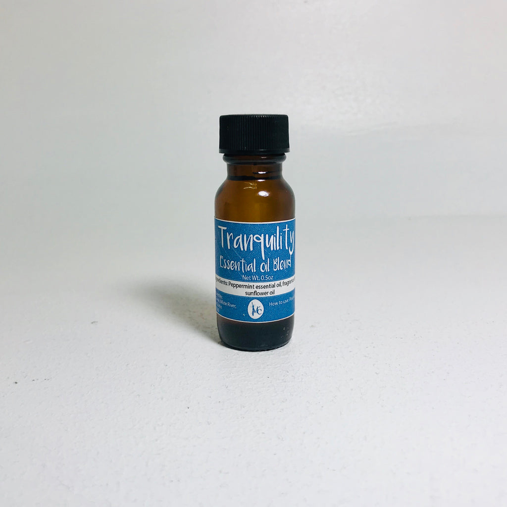 Tranquility Oil Blend