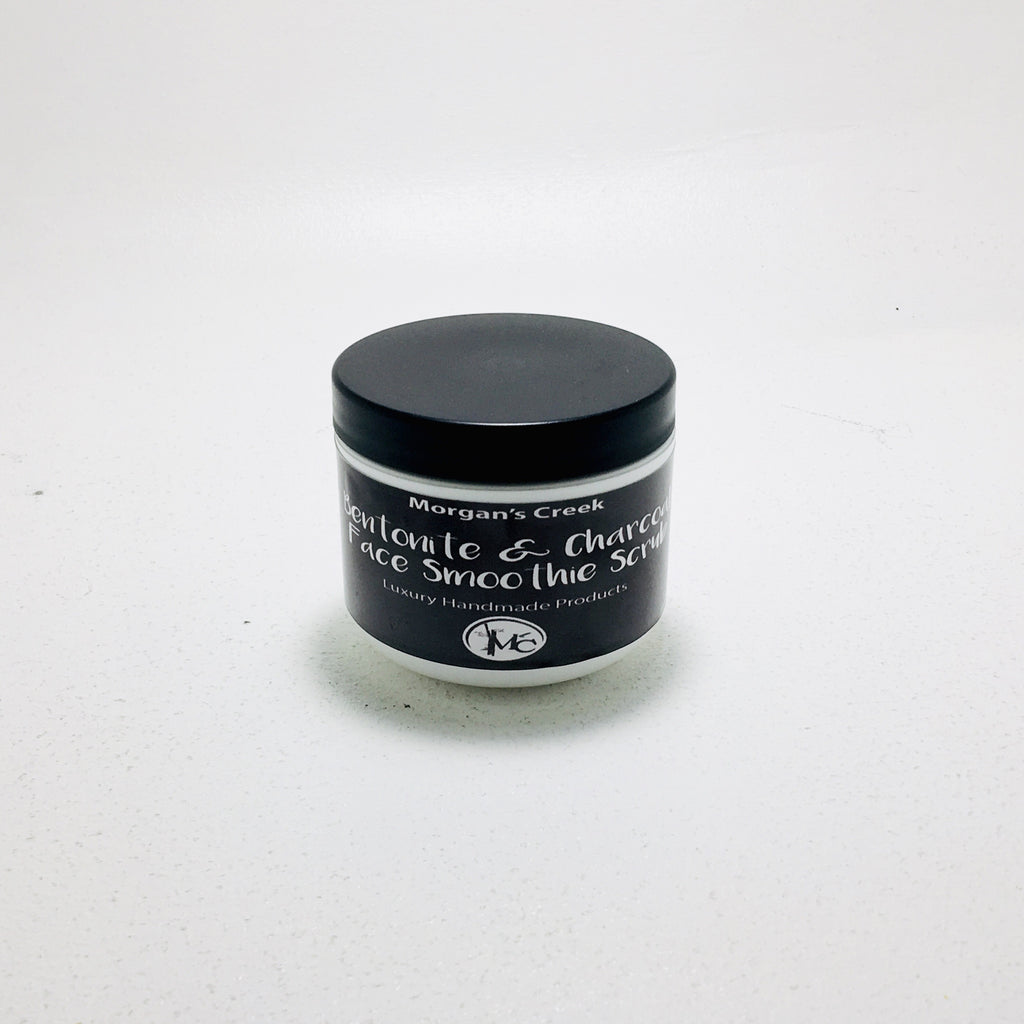 Bentonite & Charcoal Face Smoothie Scrub