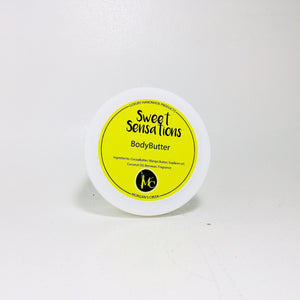 Sweet sensations body butter