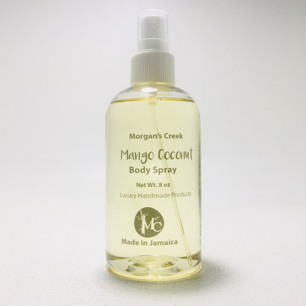 Mango Coconut Body Spray