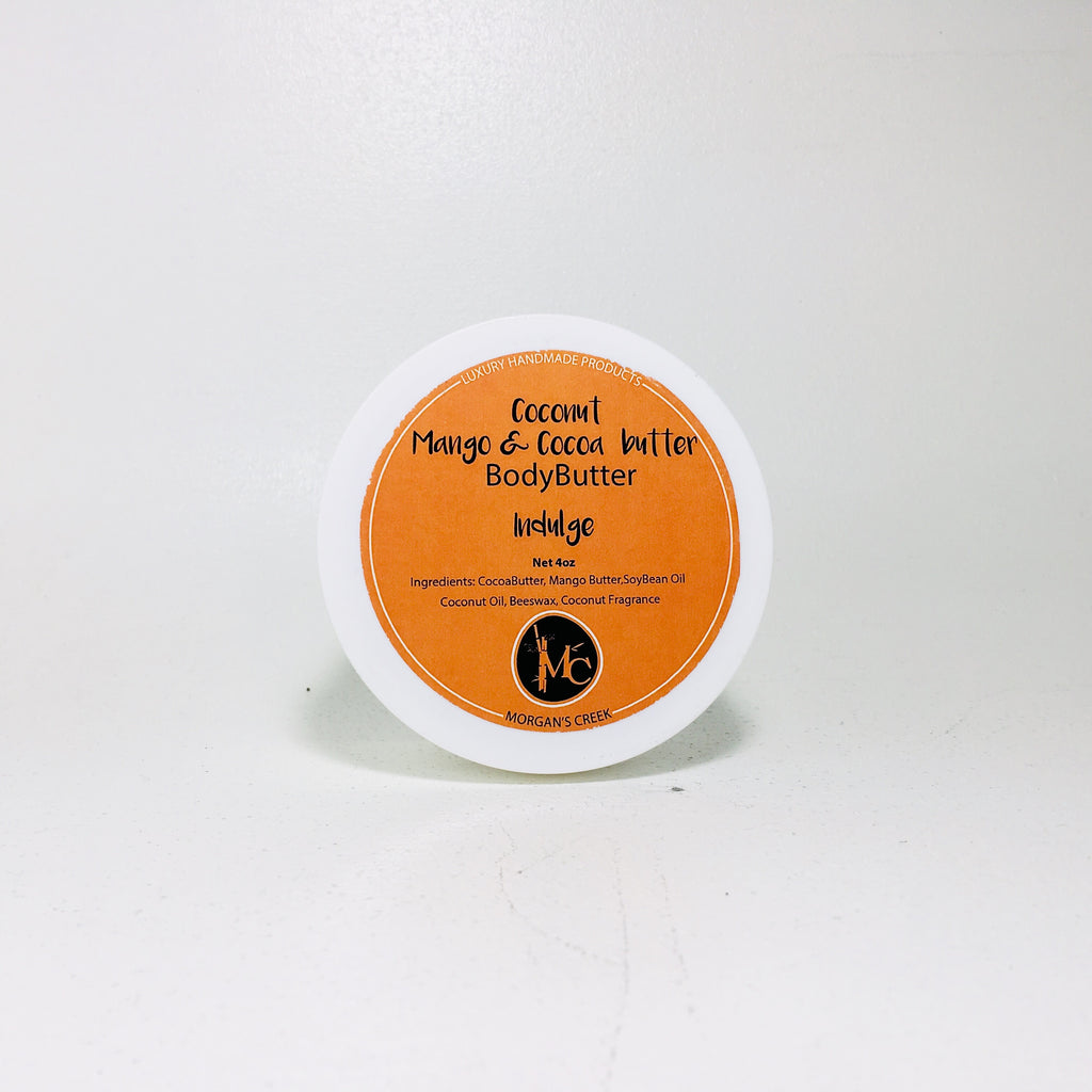 Coconut Mango & Cocoa Butter Body Butter
