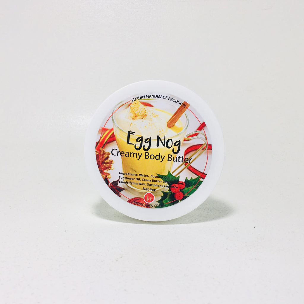 Egg Nog Creamy Body Butter