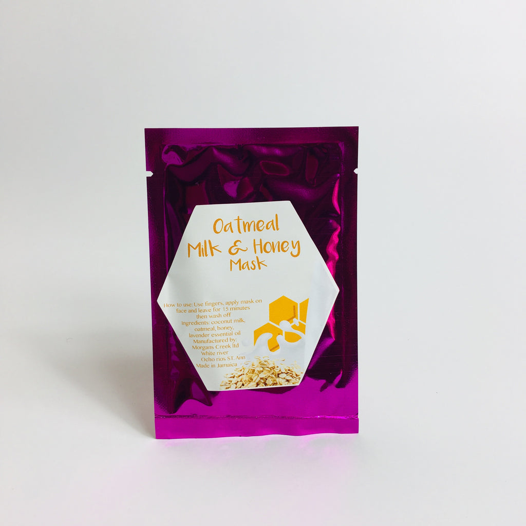 Oatmeal, Milk & Honey Mask Sachet