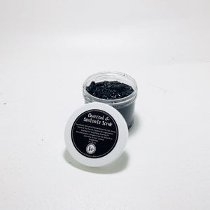 Charcoal & Bentonite Sugar Scrub