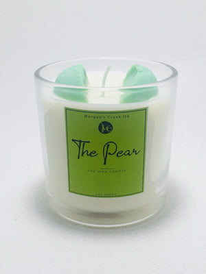 The Pear candle