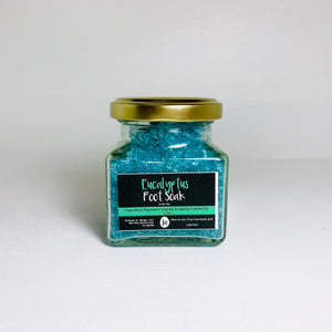 Eucalyptus Foot Soak 3.8 oz