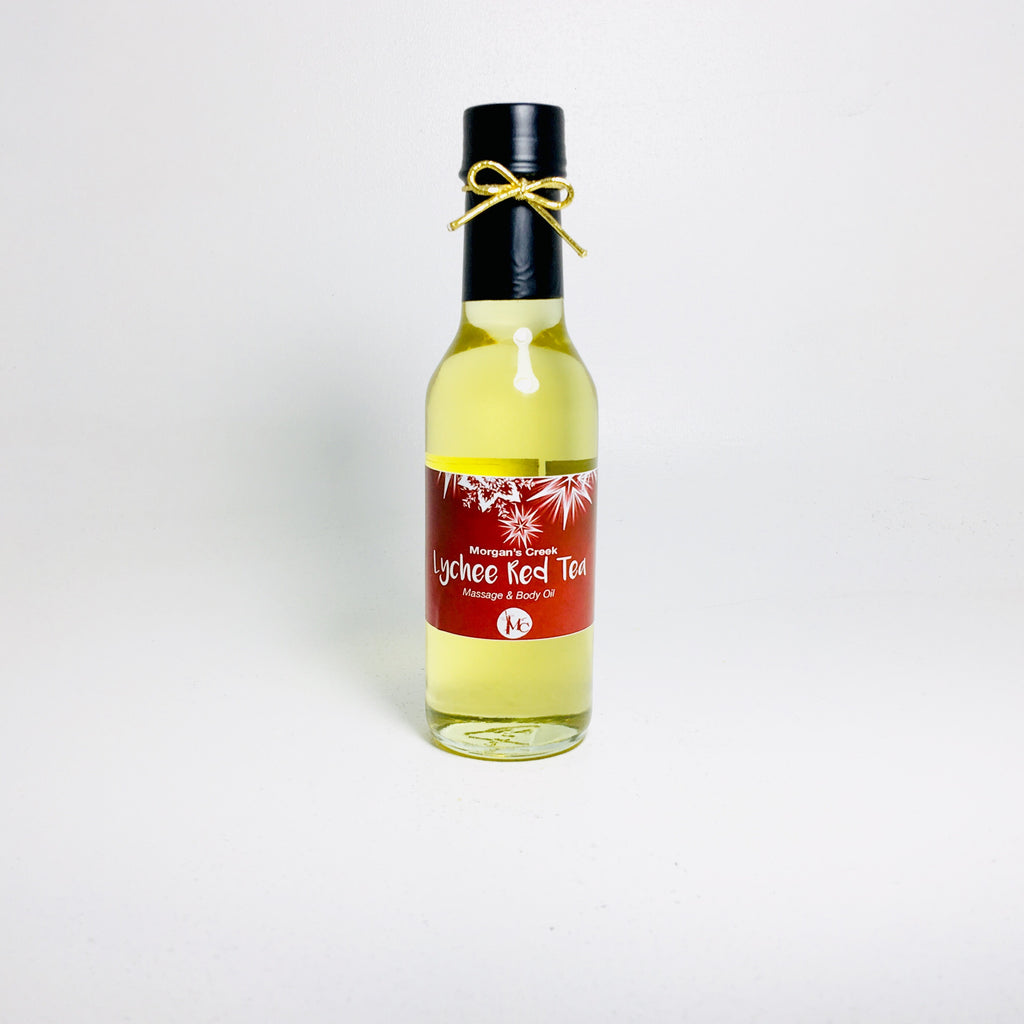 Lychee Red Tea Body Oil