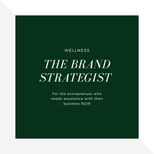 The Brand Strategist