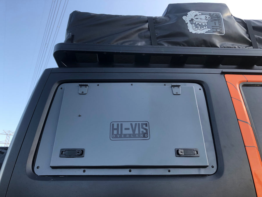 HVO Reflective Decal