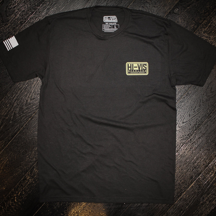 We Salute Limited Release Shirt