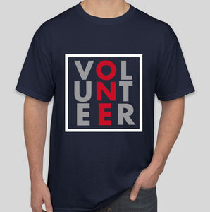 Volunteer Texas Diaper Bank Shirt