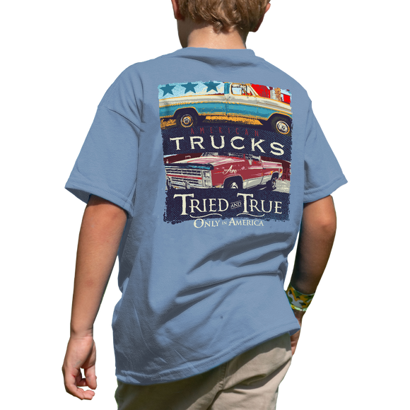 Double Truck Youth T-shirt