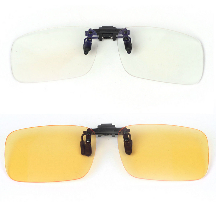 META Series™ Clip-On Blue Light Blocking Lenses