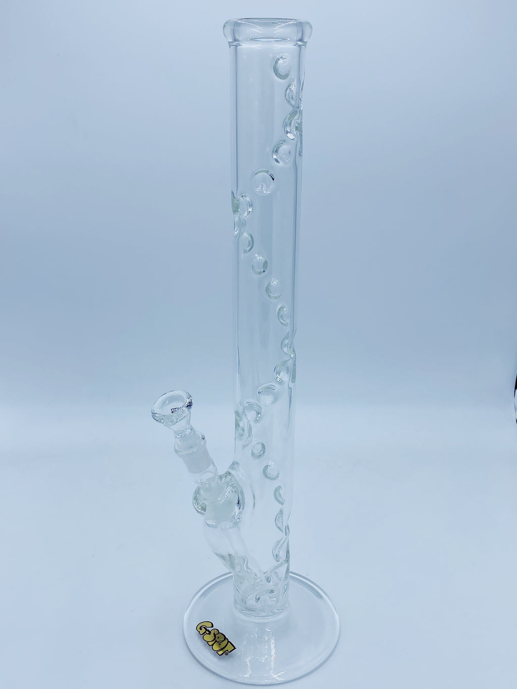 G SPOT 18 INCH STRAIGHT TUBE - Smoke Country - Land of the artistic glass blown bongs