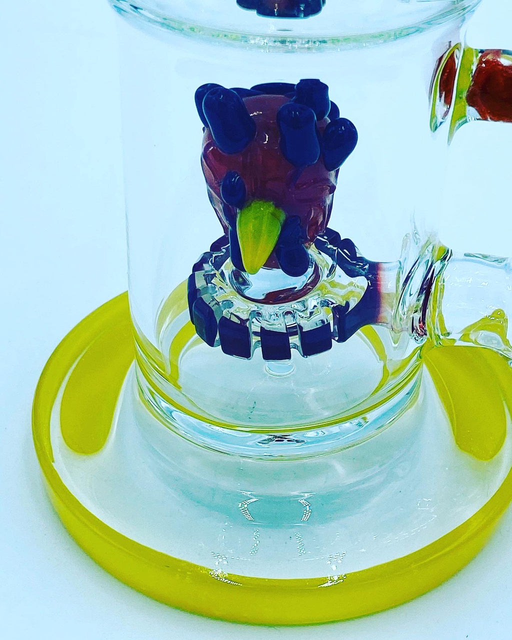 Cheech Glass Fire Hydrant Percolator