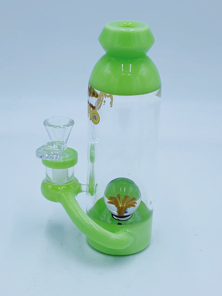 Preemo Glass Flower Percolator