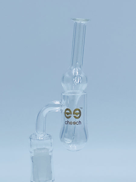 Cheech Glass 14Mm Female Deep Quartz Banger