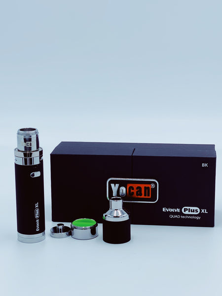 Yocan Evolve Plus Xl Concentrate Vaporizer