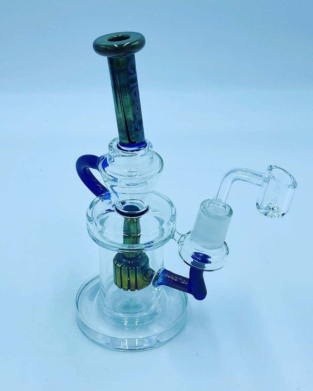 Cheech Glass Pirelli Percolator Rig