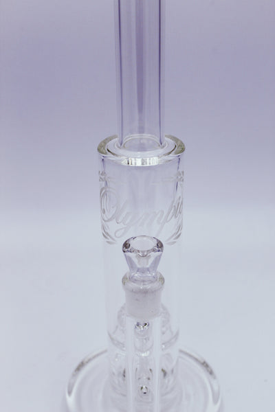 Olympic Glasswork Percolator
