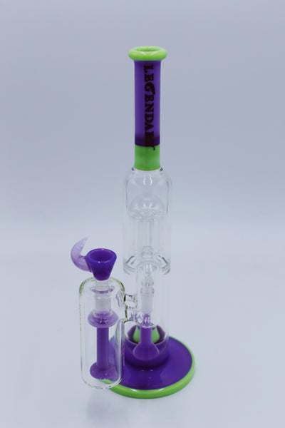 Legendary Glass Purple Set