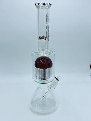 Nice Glass 32 arm Percolator