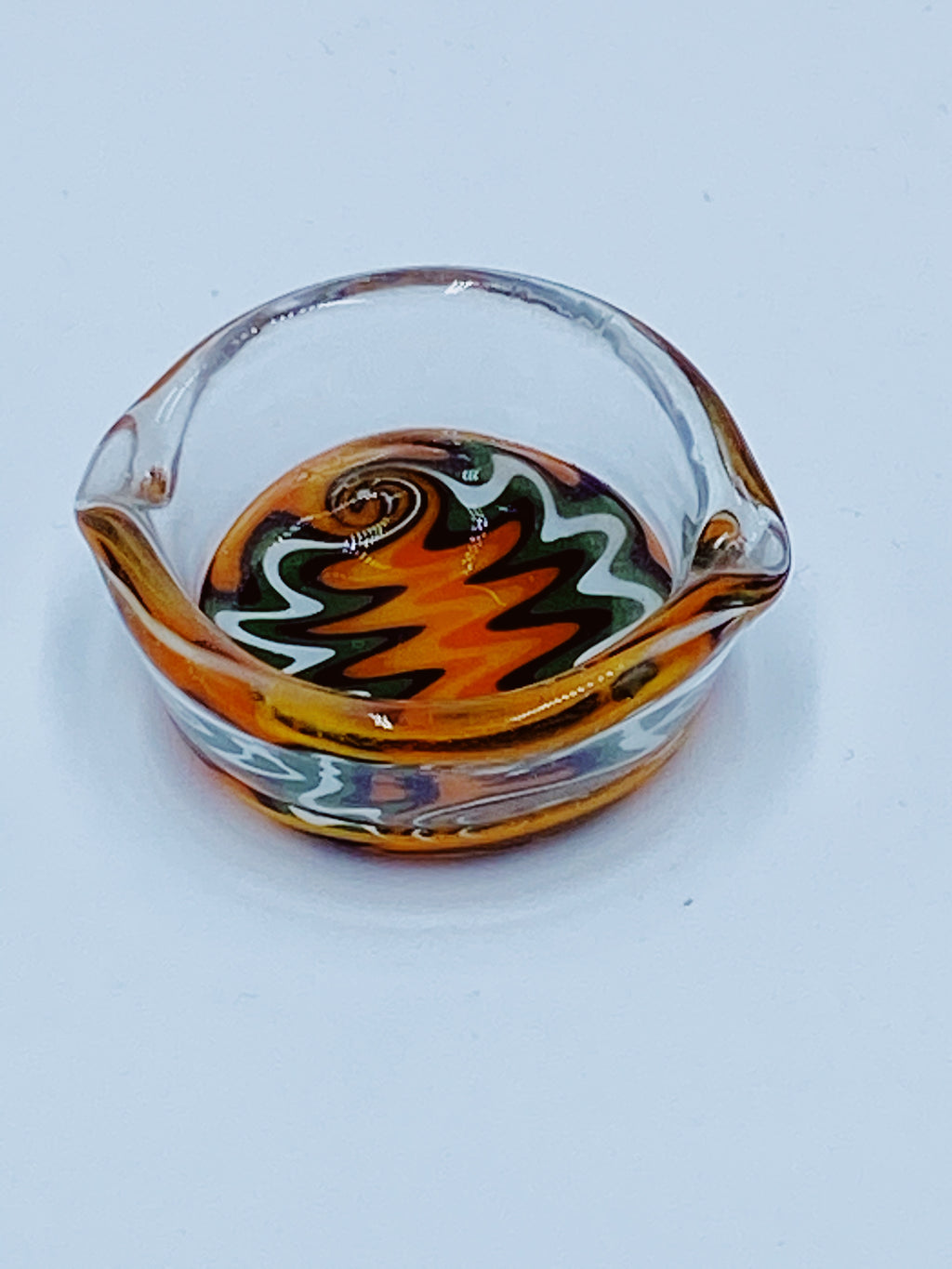 WigWag Dab Dish 1 concentration Smoke Country- Smoke Country - Land of the artistic glass blown bongs