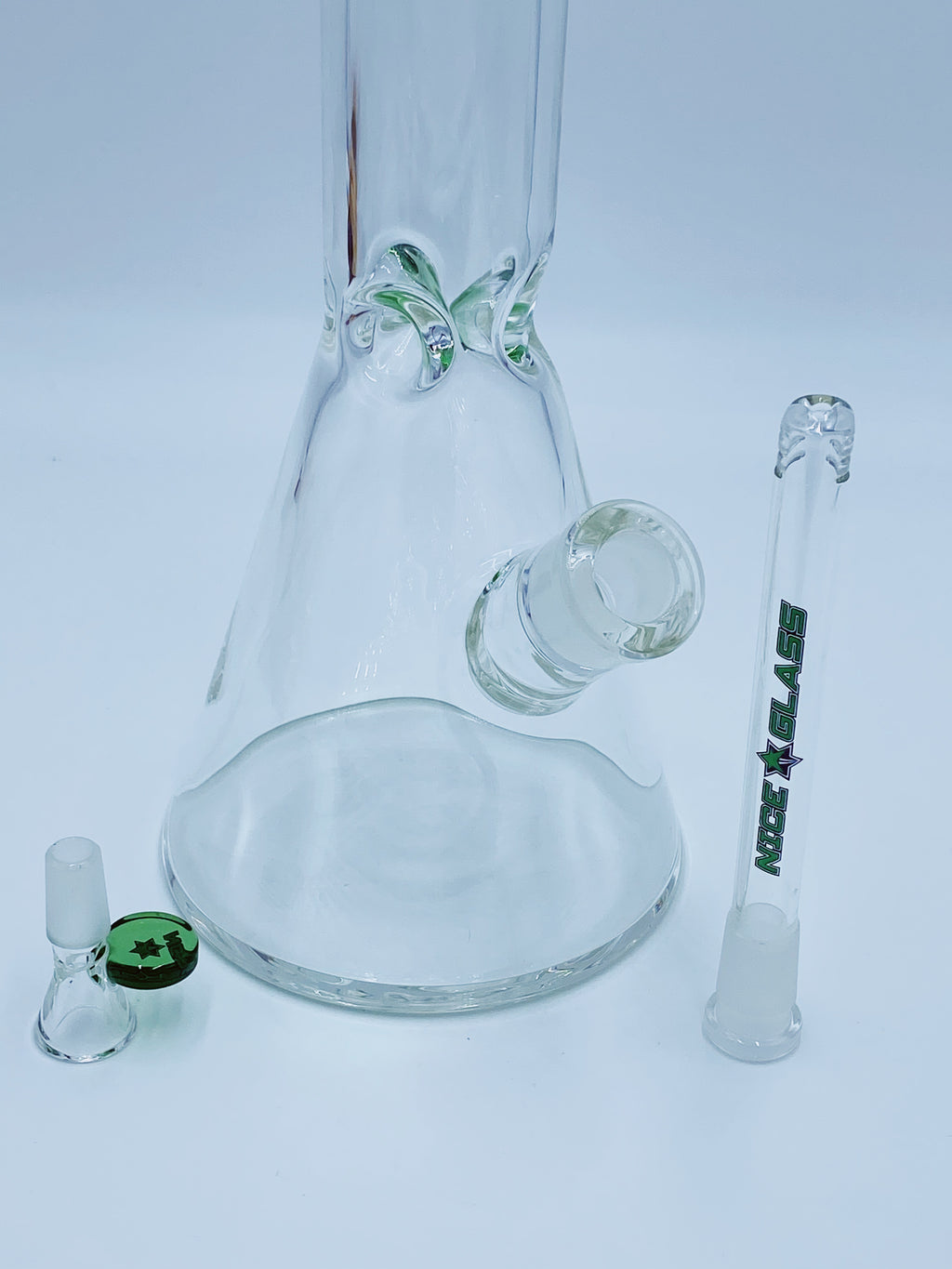 Nice Glass 9mm Beaker